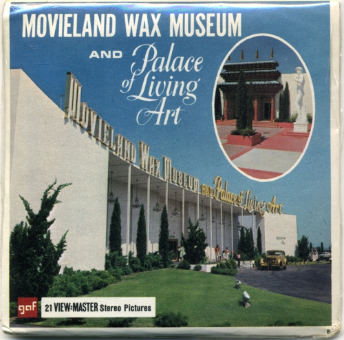 Movieland Wax Museum and Palace of Living Art